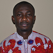 Mark Akpan, Project Manager, Financial Inclusion